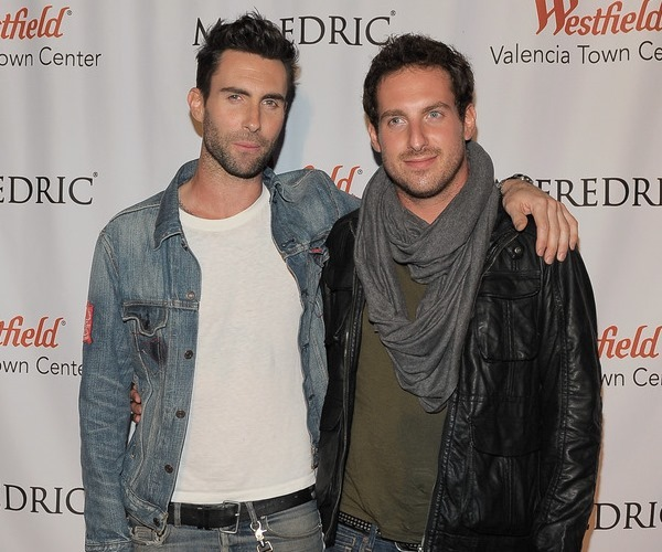 Adam and Michael Levine