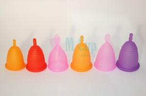 Copas menstruales M Cup