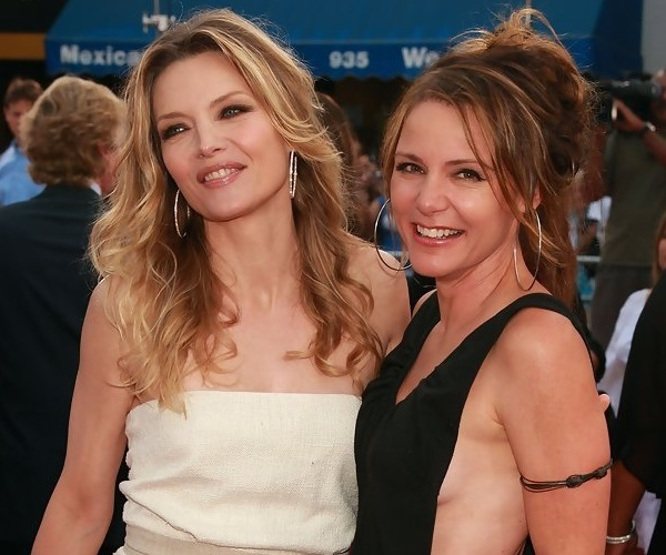 Michelle and Dedee Pfeiffer