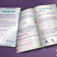 Instructivo copa menstrual