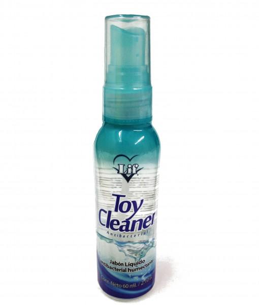 Jabón líquido antibacterial humectante Lif para tu copa menstrual M Cup